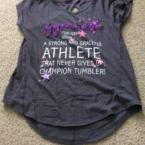 Gymnast definition t shirt